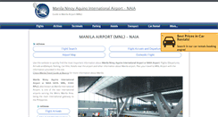 Preview of manila-airport.net